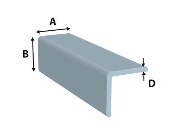Aluminium Hoekbeschermers