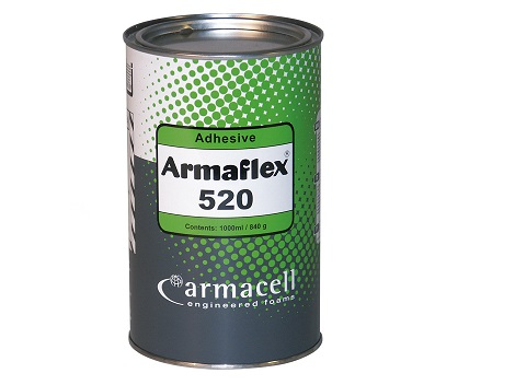 Armaflex lijm 520, 1,0 ltr