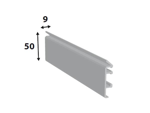 Aluminium Knellijst
