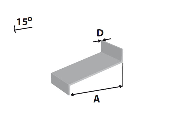 Aluminium koppelstukken type b