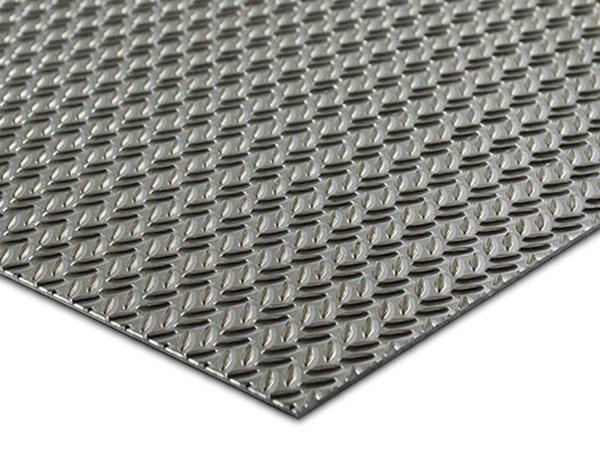 Aluminium Rijstplaat