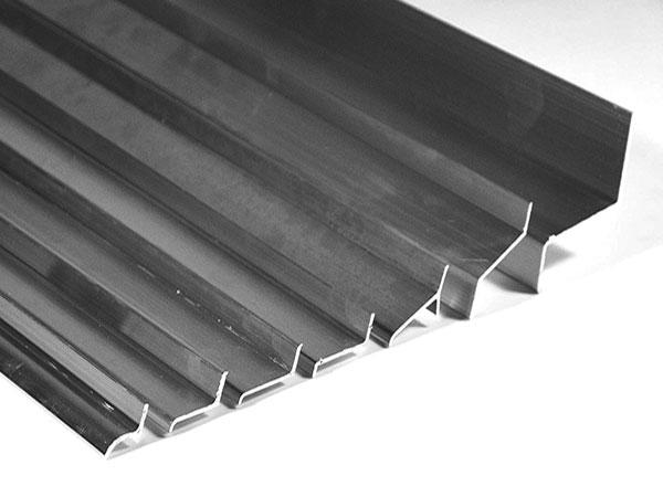 Aluminium Lekdorpels