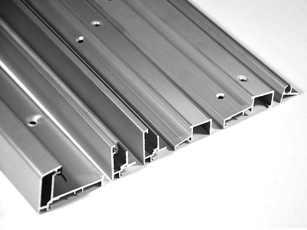 Aluminium Raam-Deuraanslagprofielen