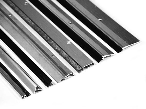 Aluminium Tochtprofiel